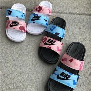 Custom Bape Slides